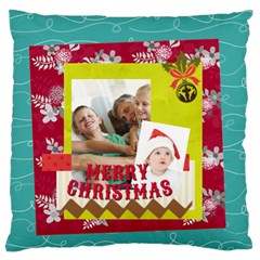 Xmas By Joy   Standard Flano Cushion Case (two Sides)   3rguwzpjx4p7   Www Artscow Com Back