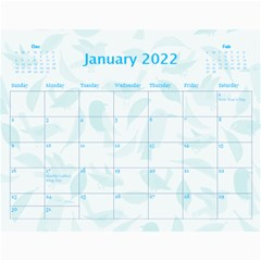 Pet Bird Calendar, 2016 By Joy Johns   Wall Calendar 11  X 8 5  (12 Months)   Aebzpyv7btho   Www Artscow Com Jan 2016