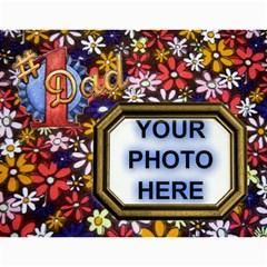 Flower Power 2016 By Joy Johns   Wall Calendar 11  X 8 5  (12 Months)   Cexkok6xtgfe   Www Artscow Com Month
