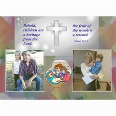 Childrens Bible Verse Mini Calendar By Joy Johns   Wall Calendar 8 5  X 6    Yhxiy9t43000   Www Artscow Com Month