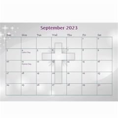 Childrens Bible Verse Mini Calendar By Joy Johns   Wall Calendar 8 5  X 6    Yhxiy9t43000   Www Artscow Com Sep 2016