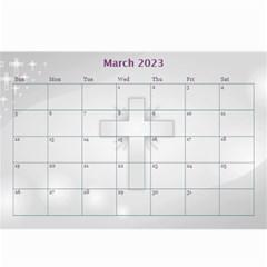 Childrens Bible Verse Mini Calendar By Joy Johns   Wall Calendar 8 5  X 6    Yhxiy9t43000   Www Artscow Com Mar 2016