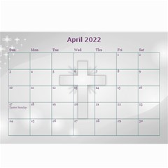 Childrens Bible Verse Mini Calendar By Joy Johns   Wall Calendar 8 5  X 6    Yhxiy9t43000   Www Artscow Com Apr 2016