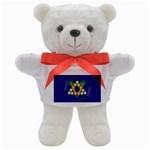 Vegan Jewish Star Teddy Bear