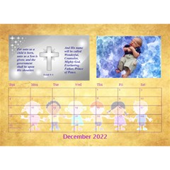 Children s Bible Verses Desktop Calendar By Joy Johns   Desktop Calendar 8 5  X 6    Ridw1m3kftdh   Www Artscow Com Dec 2016