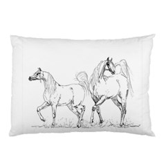 Logosquare Pillow Cases (two Sides) by TwoFriendsGallery