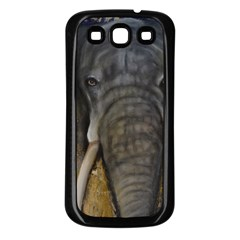 In The Mist Samsung Galaxy S3 Back Case (black) by timelessartoncanvas