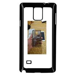 Case Samsung Galaxy Note 4 Samsung Galaxy Note 4 Case (Black) by ydaniel