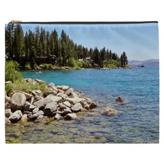 Nevada Lake Tahoe  Cosmetic Bag (xxxl)  by TwoFriendsGallery