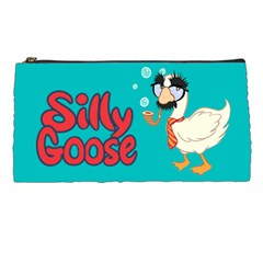 Silly Goose Pencil Case by Ellador