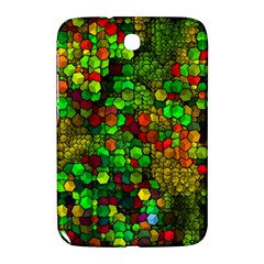 Artistic Cubes 01 Samsung Galaxy Note 8.0 N5100 Hardshell Case  by MoreColorsinLife