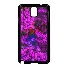 Artistic Cubes 2 Samsung Galaxy Note 3 Neo Hardshell Case (Black) by MoreColorsinLife
