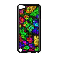 Artistic Cubes 4 Apple iPod Touch 5 Case (Black) by MoreColorsinLife