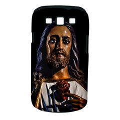 Jesus Christ Sculpture Photo Samsung Galaxy S III Classic Hardshell Case (PC+Silicone) by dflcprints