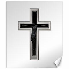 Christian Cross Canvas 20  X 24  by igorsin