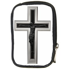 Christian Cross Compact Camera Leather Case by igorsin