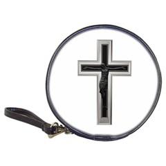 Christian Cross Classic 20 Cd Wallet by igorsin