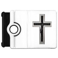 Christian Cross Kindle Fire Hd Flip 360 Case by igorsin