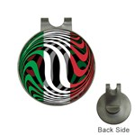 Italy Golf Ball Marker Hat Clip