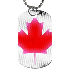 Style 5 Dog Tag (one Side) by TheGreatNorth