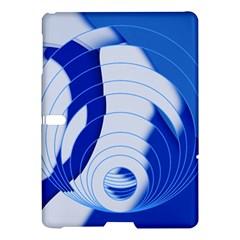 Geo Fun 14 Samsung Galaxy Tab S (10 5 ) Hardshell Case  by MoreColorsinLife