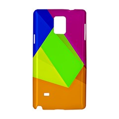 Geo Fun 15 Samsung Galaxy Note 4 Hardshell Case by MoreColorsinLife