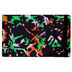 Broken Pieces Apple Ipad 2 Flip Case by LalyLauraFLM