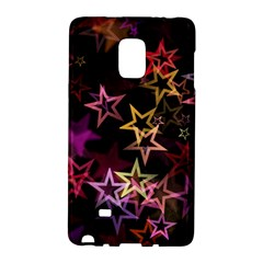 Sparkly Stars Pattern Galaxy Note Edge by LovelyDesigns4U