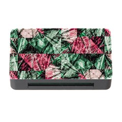 Luxury Grunge Digital Pattern Memory Card Reader With Cf by dflcprints