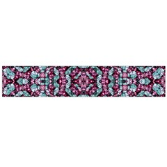 Luxury Grunge Digital Pattern Flano Scarf (large)  by dflcprints