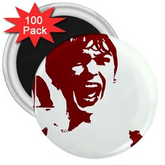 Psycho 3  Magnets (100 pack) by icarusismartdesigns