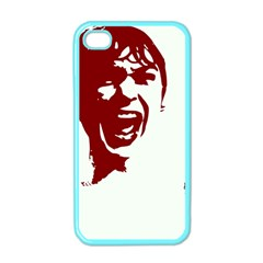 Psycho Apple Iphone 4 Case (color) by icarusismartdesigns