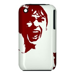 Psycho Apple Iphone 3g/3gs Hardshell Case (pc+silicone) by icarusismartdesigns