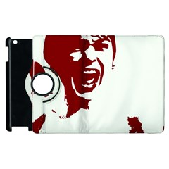 Psycho Apple Ipad 2 Flip 360 Case by icarusismartdesigns