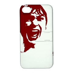 Psycho Apple Iphone 4/4s Hardshell Case With Stand by icarusismartdesigns