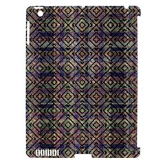 Multicolored Ethnic Check Seamless Pattern Apple Ipad 3/4 Hardshell Case (compatible With Smart Cover) by dflcprints