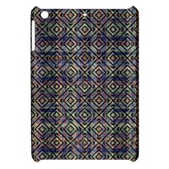 Multicolored Ethnic Check Seamless Pattern Apple Ipad Mini Hardshell Case by dflcprints
