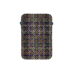 Multicolored Ethnic Check Seamless Pattern Apple Ipad Mini Protective Soft Cases by dflcprints