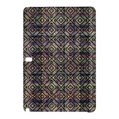 Multicolored Ethnic Check Seamless Pattern Samsung Galaxy Tab Pro 10 1 Hardshell Case by dflcprints