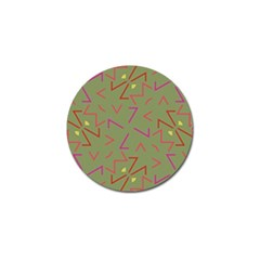 Angles Golf Ball Marker by LalyLauraFLM