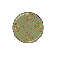 Angles Hat Clip Ball Marker (4 Pack) by LalyLauraFLM
