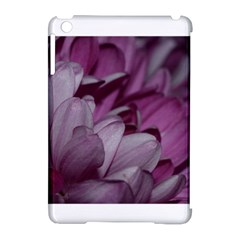 Purple! Apple Ipad Mini Hardshell Case (compatible With Smart Cover) by timelessartoncanvas