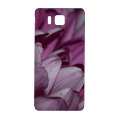Purple! Samsung Galaxy Alpha Hardshell Back Case by timelessartoncanvas