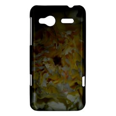 Yellow Flower HTC Radar Hardshell Case  by timelessartoncanvas