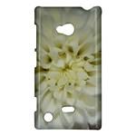 White Flowers Nokia Lumia 720