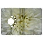 White Flowers Kindle Fire HDX Flip 360 Case