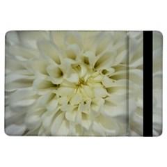 White Flowers Ipad Air Flip by timelessartoncanvas