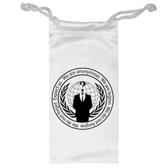 Anonymous Seal  Jewelry Bags by igorsin