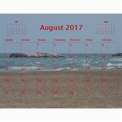 Jacki 2017 By Cheryl    Wall Calendar 11  X 8 5  (12 Months)   5jqg4fozkz1t   Www Artscow Com Aug 2017