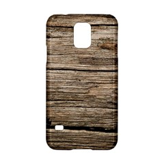 WEATHERED WOOD Samsung Galaxy S5 Hardshell Case  by trendistuff